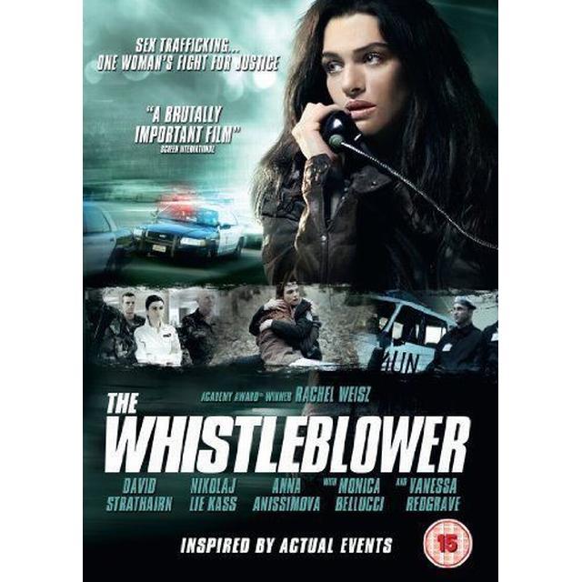 The Whistleblower [DVD]
